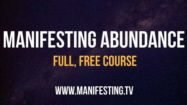 Introduction To Manifesting